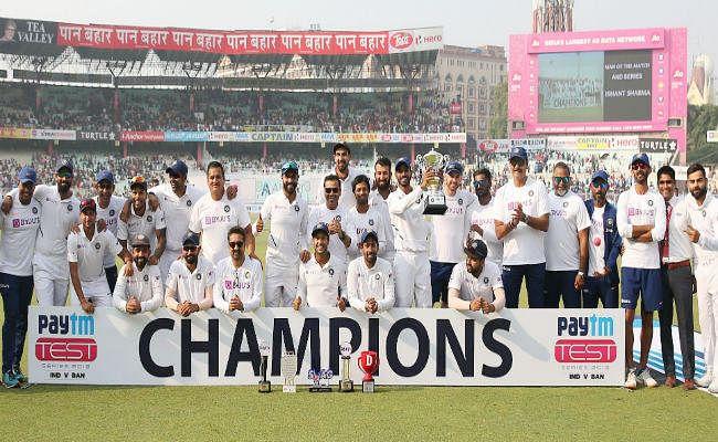#INDvsBAN,  ऐतिहासिक डे-नाइट टेस्ट में भारत की बड़ी जीत, बांग्लादेश का 2-0 से किया सूपड़ा साफ