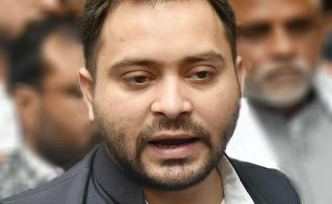 महाराष्ट्र के राजनीतिक संकट को लेकर तेजस्वी ने बीजेपी पर बोला हमला, कहा...