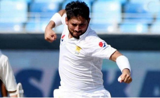 पाक गेंदबाज यासिर ने स्मिथ को किया 7 बार आउट, किया ऐसा इशारा