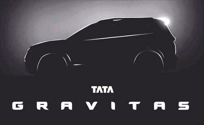 Tata Motors की अगली 7 सीटर SUV का नाम होगा Gravitas