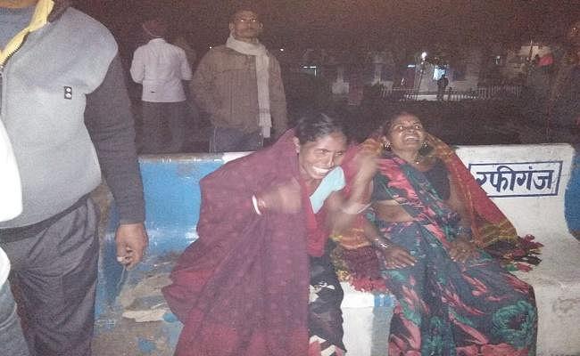 बिहार : औरंगाबाद के रफीगंज में ट्रेन की चपेट में आने दो की मौत