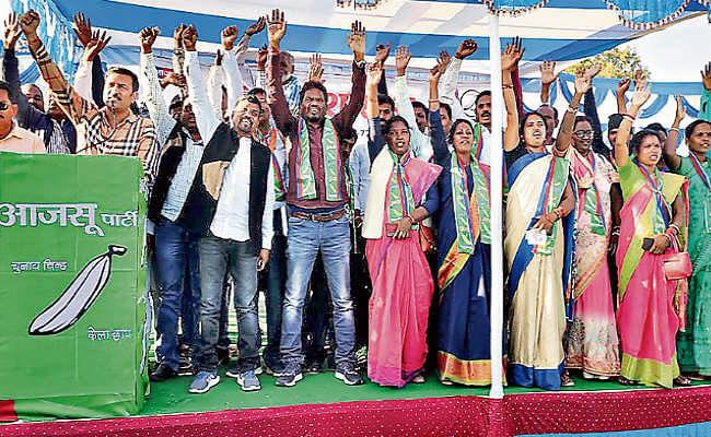 झारखंड विधानसभा चुनाव 2019 :लोहरदगा में सुदेश ने की सभा, कहा- हमारी सरकार गरीब, निर्बल लोगों को हक दिलायेगी