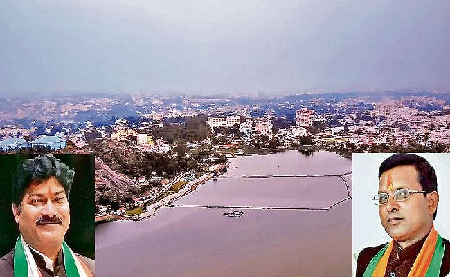 झारखंड विस चुनाव: तीन दशक से भाजपा का राज, जनता नहीं, पार्टी ही बदलती रही है प्रत्याशी, जानें कांके विधानसभा क्षेत्र का लेखा-जोखा