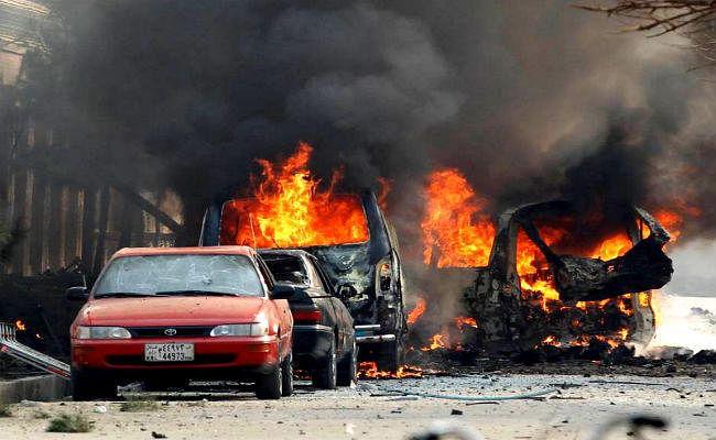 अफगानिस्तान: बारूदी सुरंग विस्फोट में 8 बच्चों की मौत, 15 नागरिक गंभीर रूप से घायल