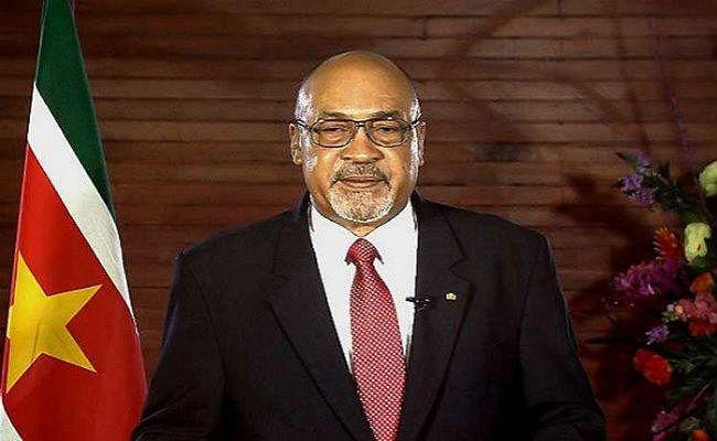सूरीनाम के राष्ट्रपति को 20 साल की सजा