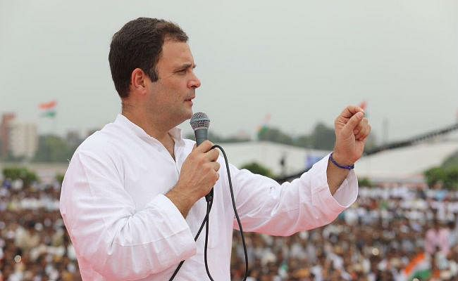 झारखंड विधानसभा चुनाव : राहुल गांधी सोमवार को सिमडेगा में करेंगे रैली