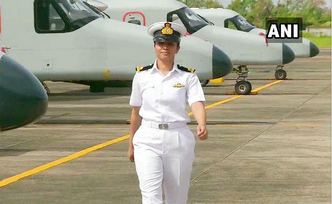 बिहार की बेटी शिवांगी ने रचा इतिहास, बनी देश की पहली नौसैनिक महिला पायलट, कहा...