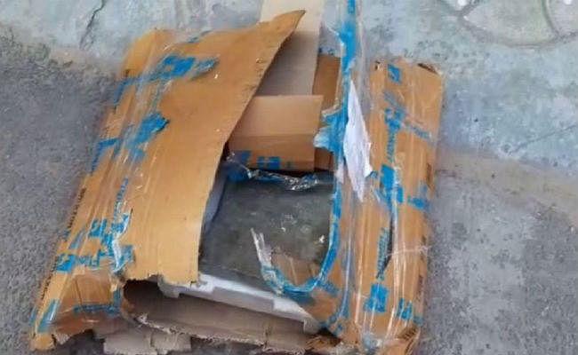 Flipkart से मंगवाया Rs 27500 का कैमरा, मैनुअल के साथ मिले टाइल्स के टुकड़े