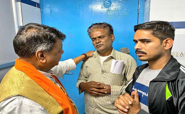 सत्ता बचाने के लिए घुसपैठियों का पक्ष ले रही हैं ममता : विजयवर्गीय