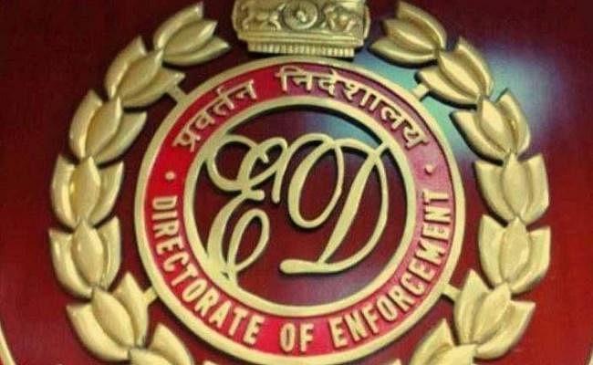 ईडी ने मुखौटा कंपनियों के खातों का परिचालन करने वाले की 4 करोड़ रुपये की संपत्तियां कुर्क की