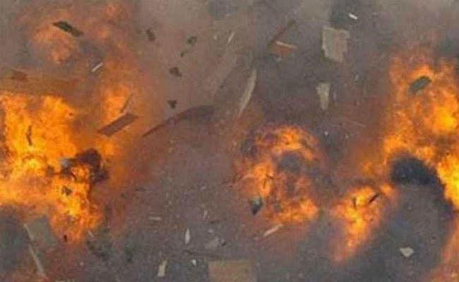 मनोहरपुर विधानसभा के गोइलकेरा में कुइड़ा पहाड़ी पर विस्फोट, फायरिंग
