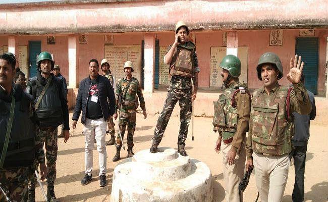 Jharkhand Election : सिसई में हिंसा को छोड़ दूसरे चरण का मतदान शांतिपूर्ण ढंग से संपन्न, कुल 62.40% मतदान