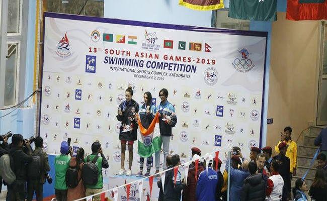 सैग खेलों में भारत का दबदबा, गोल्ड का लगाया शतक, पदक तालिका में टॉप पर मौजूद