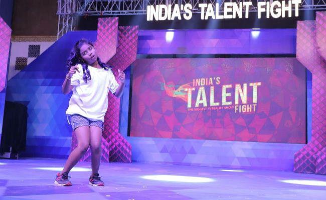 Zee etc बॉलीवुड के इंडियाज टैलेंट फाइट शो में दिखायी देंगी सरायकेला की रीत