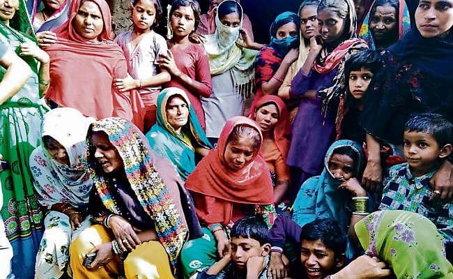 दिल्ली अग्निकांड : ....जब असलम ने अपनी मां से कहा- मां मुझे माफ करना, हमलोग नहीं बचेंगे
