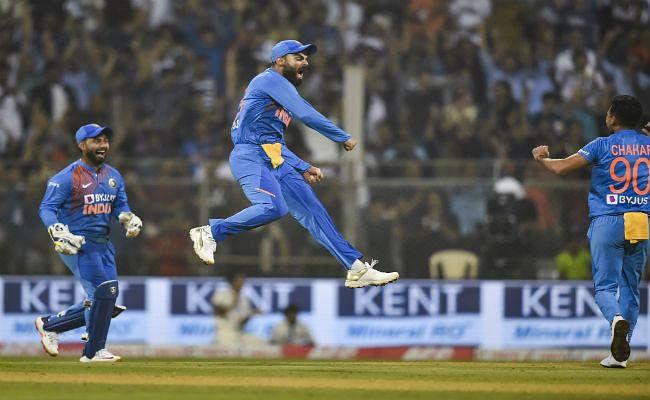 रोहित, राहुल और कोहली की आंधी में उड़ा वेस्टइंडीज, सीरीज पर 2-1 से कब्जा