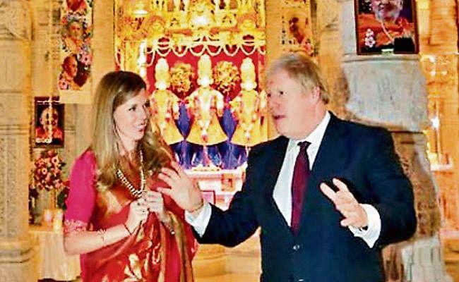 ब्रिटेन में आज चुनाव, छाया रहा हिंदी, हिंदू व हिंदुस्तान, जॉनसन ने मांगा अनुच्छेद 370 के नाम पर वोट