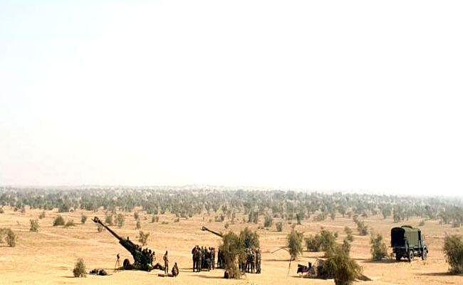 जम्मू-कश्मीर: पाकिस्तान ने फिर किया संघर्ष विराम का उल्लंघन, भारतीय सेना ने भी दिया मुहंतोड़ जवाब
