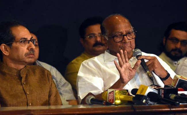 महाराष्ट्र सरकार : शिवसेना को गृह, एनसीपी को वित्त, कांग्रेस को राजस्व विभाग मिला