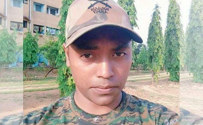इंडियन रिजर्व बटालियन में प्रशिक्षण प्राप्त कर रहा जवान दीपक नौ दिनों से लापता