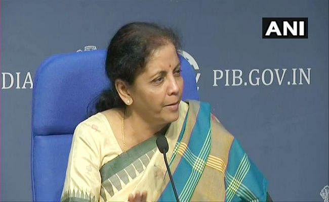 GST दरों में वृद्धि को लेकर वित्त मंत्री ने कहा, मेरे दफ्तर को छोड़कर हर जगह चर्चा