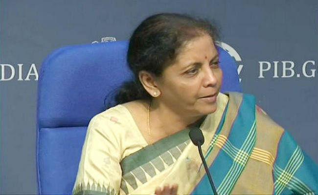 वित्त मंत्री ने कहा, अर्थव्यवस्था को गति देने की जब भी होगी जरूरत, कदम उठाये जायेंगे