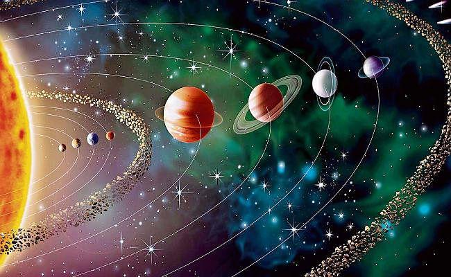 चांद्र मास व सूर्य के संचरण से बनता है सौर मास