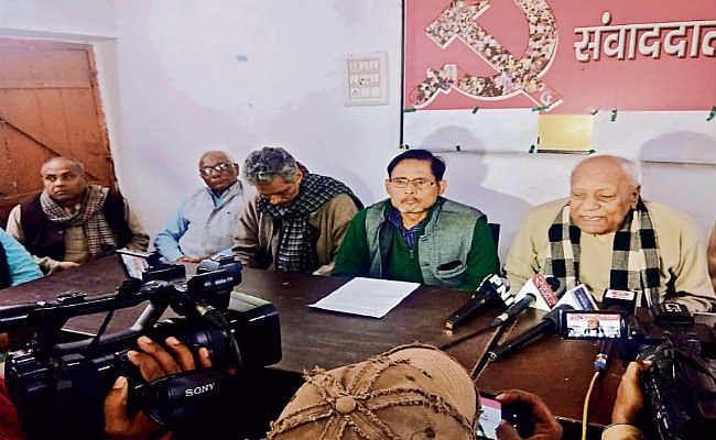 लोकतांत्रिक संगठन और वाम दल 19 को करेंगे बिहार बंद