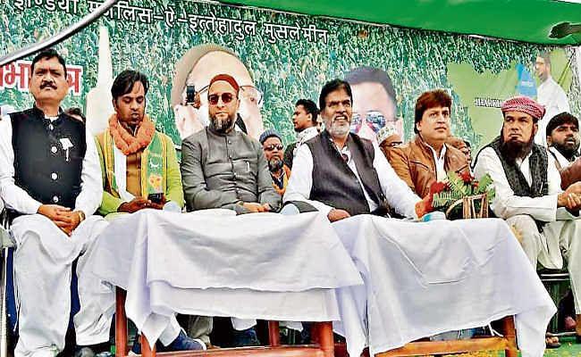 मजहब के नाम पर लोगों को बांट रही है भाजपा: ओवैसी