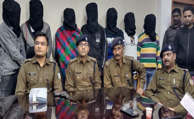 Ranchi : 7 लाख रुपये की सुपारी देकर करायी थी वकील की हत्या, 7 गिरफ्तार