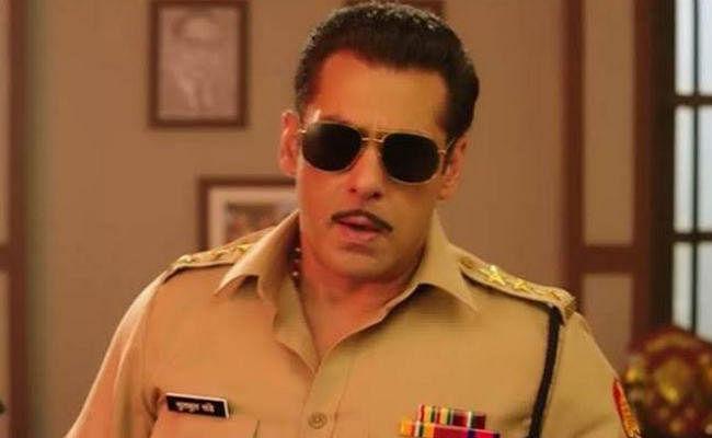 सलमान से पहले ये अभिनेता बनने वाले थे ''चुलबुल पांडे'', दबंग खान ने किया खुलासा