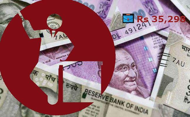 सरकार ने GST क्षतिपूर्ति के तौर पर राज्यों को जारी किये 35,298 करोड़ रुपये
