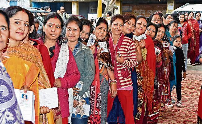 झारखंड विधानसभा चुनाव चौथे चरण : युवा रहे खामोश, महिलाओं ने दिखाया जोश
