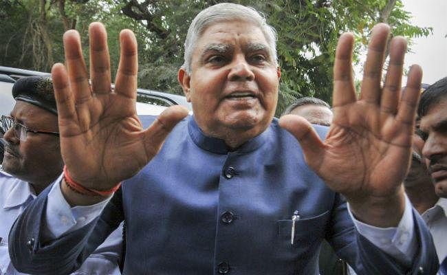 आशा करता हूं कि मुख्यमंत्री मुझसे मिलकर पश्चिम बंगाल की स्थिति के बारे में बतायेंगी : धनखड़