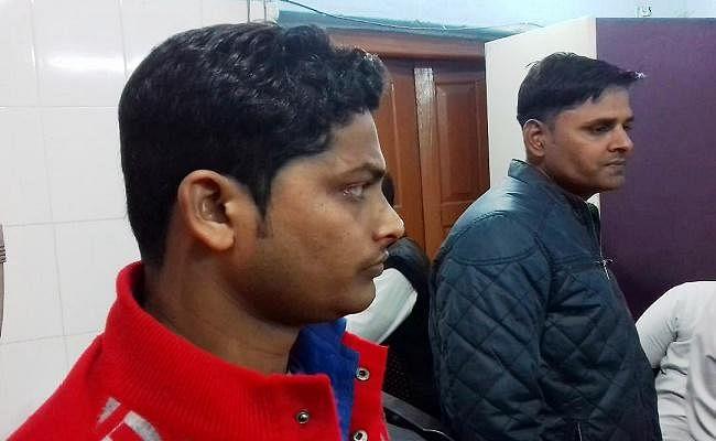 मुंगेर : रिश्वत मांगने के आरोप में डीआईजी कार्यालय के दो पुलिसकर्मी गिरफ्तार