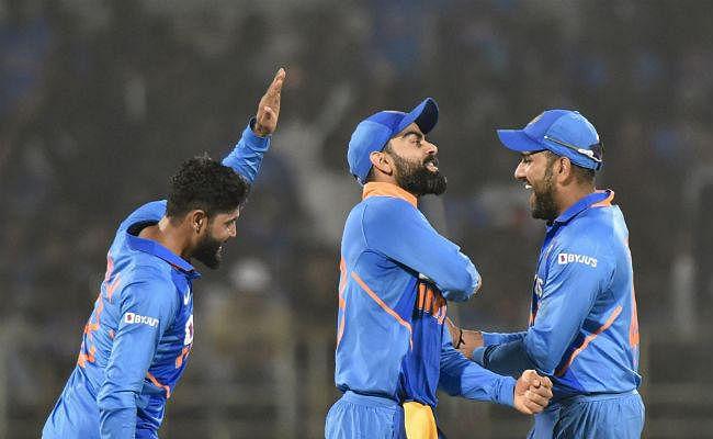 2nd ODI: भारत ने वेस्टइंडीज को 107 रन से दी पटखनी, रोहित, राहुल और कुलदीप चमके