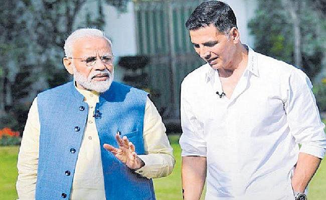 PM मोदी के इंटरव्यू पर बोले अक्षय कुमार- प्रधानमंत्री आम नहीं खा सकते हैं?