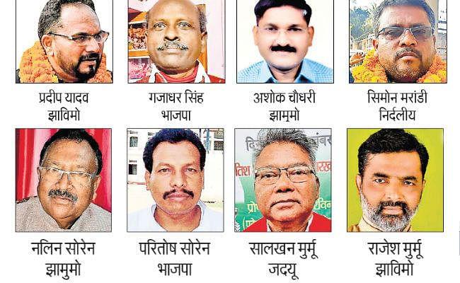 झारखंड विधानसभा चुनाव पांचवां चरण : चुनौतियों के बीच भाजपा को जीत का भरोसा, सारठ और पोड़ैयाहाट बनी हॉट सीट