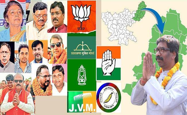 झारखंड विधानसभा चुनाव : पांचवें और आखिरी चरण में संथाल की 16 सीटों पर संग्राम, एक-एक सीट का लेखा-जोखा, Video में