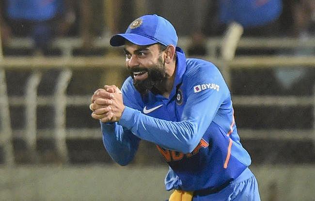 #INDvsWI 2nd ODI: भारत ने वेस्टइंडीज को 107 रन से दी पटखनी, देखें मैच की खास तस्वीरें