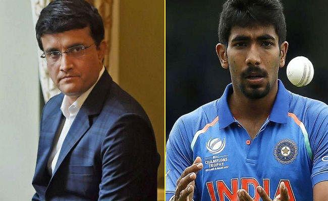 गांगुली ने बुमराह के फिटनेस परीक्षण पर कहा- हर क्रिकेटर को NCA से गुजरना होगा