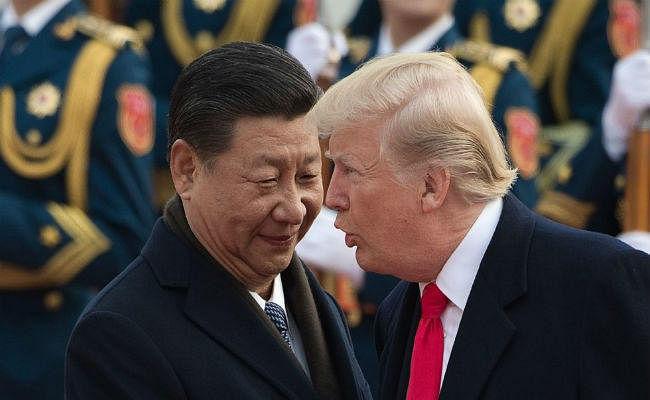 चीनी राष्ट्रपति शी ने ट्रंप से कहा- अमेरिका का हस्तक्षेप चीन के हितों को पहुंचा रहा है नुकसान