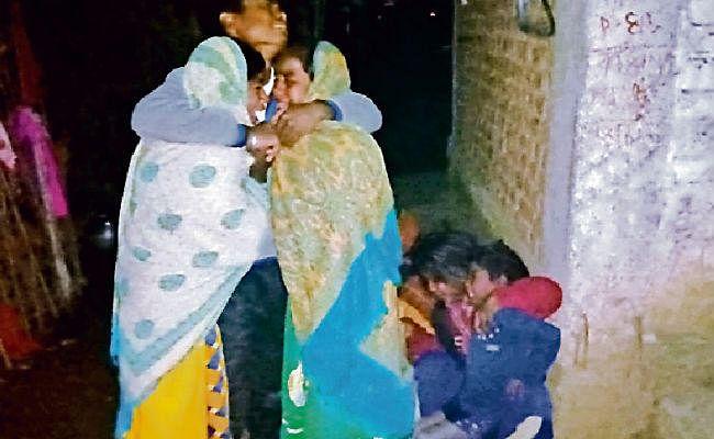 गया : बारूदी सुरंग में विस्फोट, बच्ची की मौत