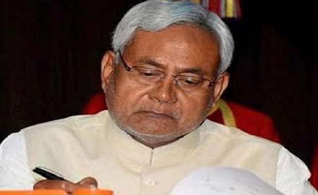 पूर्व केंद्रीय मंत्री मुनी लाल के निधन पर मुख्यमंत्री नीतीश कुमार ने जताया शोक