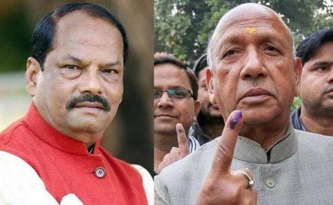 Jharkhand : मुख्यमंत्री रघुवर दास समेत भाजपा सरकार के 5 मंत्री हारे