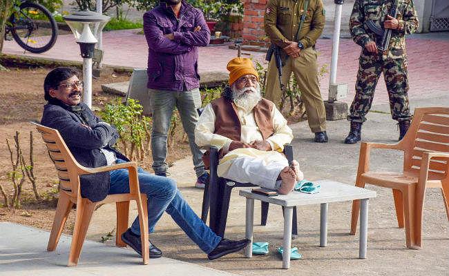 #JharkhandPolls : JMM गठबंधन को झारखंड विधानसभा में बहुमत, भाजपा की करारी हार