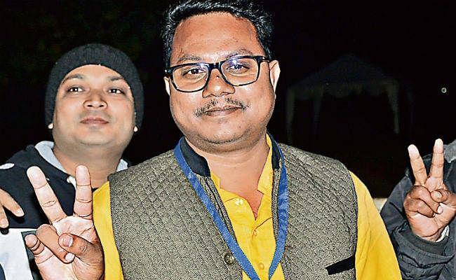 तमाड़ विधानसभा सीट : विकास ने पिता की हत्या के साजिशकर्ता  पीटर व हत्यारोपी कुंदन पाहन को हराया