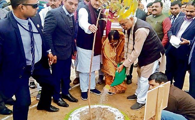 हरियाली यात्रा : मिल-जुल कर रहें तो बिहार की इज्जत और बढ़ेगी : सीएम नीतीश कुमार