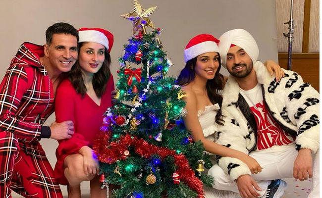 बॉलीवुड सेलेब्स ने इस अंदाज में फैंस को कहा- Merry Christmas