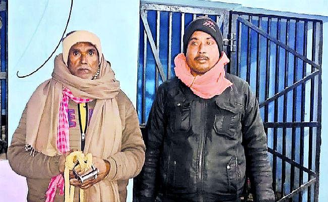 चौकीदारों को खीर-पुड़ी खिला कर फरार हुआ हत्या के आरोप में गिरफ्तार हरेराम